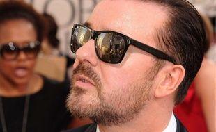Ricky Gervais à la 68e cérémonie des Golden Globe Awards