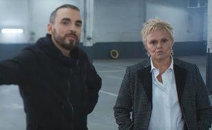 Muriel Robin et Christophe Willem comptent parmi les personnalités engagées contre l'homophobie dans le clip «De l'amour»