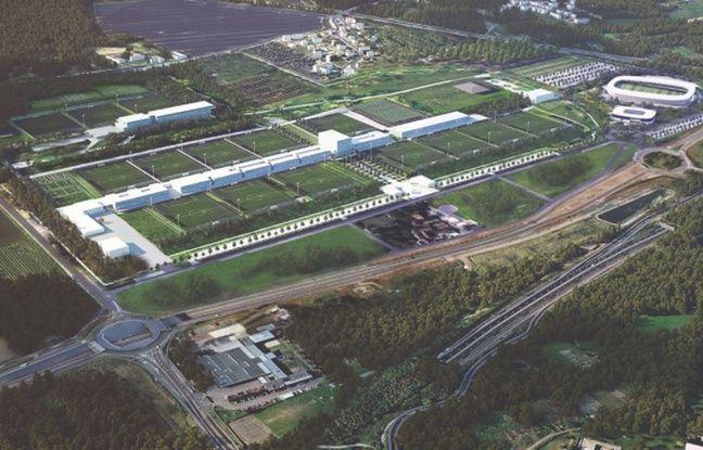 PSG: Permis de construire signé pour le nouveau centre d'entraînement à Poissy