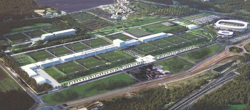 Le projet de centre d'entraînement du PSG doit voir le voir en 2020 sur la commune de Poissy.