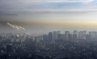 La pollution de l'air ferait 40.000 à 50.000 morts par ans. (illustration)