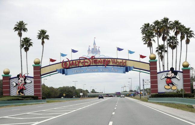 Coronavirus: Les parcs Disney des Etats-Unis fermés jusqu'à nouvel ordre, les salariés payés jusqu'à mi-avril