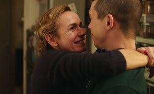 Sandrine Bonnaire et Sandor Funtek dans «K Contraire» de Sarah Marx