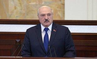 Alexandre Loukachenko est le président biélorusse.