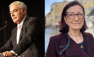 Patrick Allemand (PS) et Mireille Damiano (ViVA !) ont chuté lors du premier tour des élections municipales 2020 à Nice