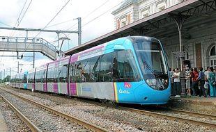 Des trams-trains sont en service depuis juin 2011 entre Nantes et Clisson.