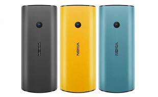 Nokia tente de remettre au goût du jour le GSM avec ses Nokia 105 et 110