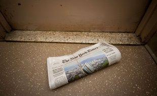 L'édition internationale du «New York Times» ne comportera plus de dessins politiques dès le 1er juillet.