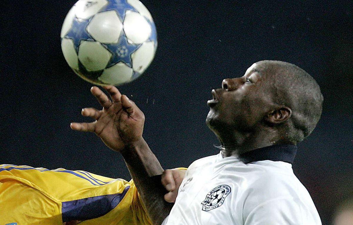 L'ancien défenseur belge, Fabrice Lokembo-Lokaso. – LARS POULSEN/AP/SIPA