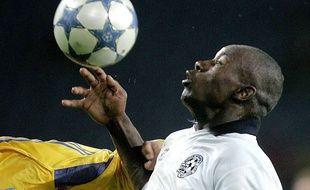 L'ancien défenseur belge, Fabrice Lokembo-Lokaso.