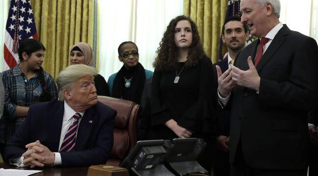 « Dites que l'élection était corrompue et je m'occupe du reste », a dit Donald Trump à son ministre de la Justice