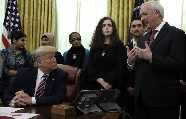 «Dites que l'élection était corrompue et je m'occupe du reste», a dit Donald Trump à son ministre de la Justice