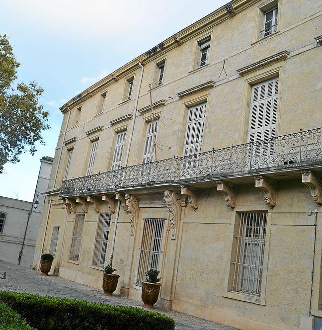 L'hôtel Richer de Belleval.