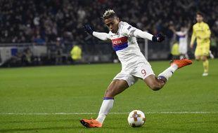 Même s'il n'a pas marqué, Mariano Diaz a peut-être livré jeudi son meilleur match depuis son arrivée à Lyon l'été dernier.