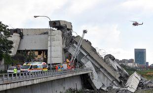En 2018 l'effondrement du pont de gêne avait fait 43 morts en Italie.