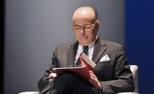 Bernard Cazeneuve, ministre de l'Intérieur, le 10 septembre 2016.