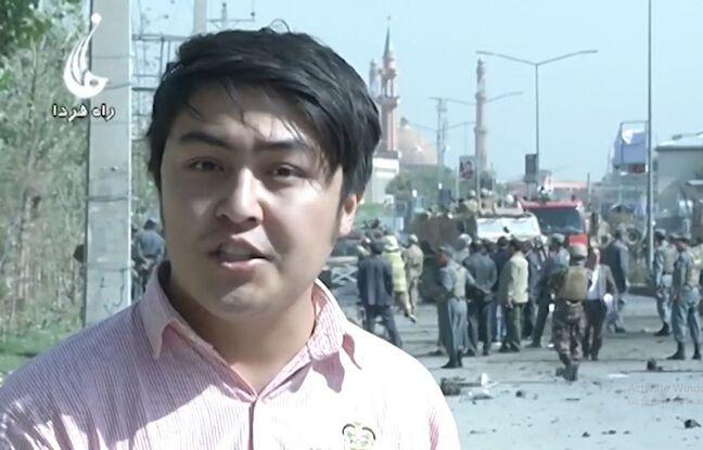 648x415 journaliste afghan elyaas ehsas travaillait pays chaine television