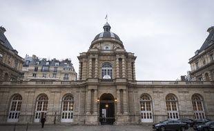Le palais du Luxembourg, où siège le Sénat