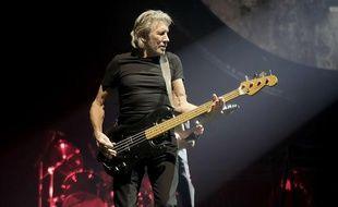 Roger Waters sur scène à Manchester, le 16 septembre 2013.