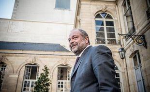 Le garde des Sceaux, Eric Dupont-Moretti.