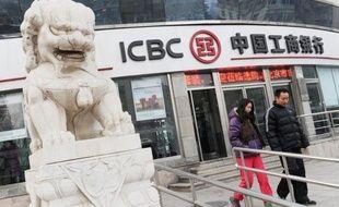 Deux banques chinoises se sont hissées en tête du classement des entreprises les plus puissantes du monde publié mercredi par le magazine américain Forbes, détrônant le groupe pétrolier américain ExxonMobil.