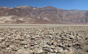 La vallée de la mort, où l'accident  a eu lieu