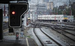 Une gare en Belgique (image d'illustration).
