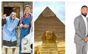 Les Bodin's, un sarcophage égyptien et Cyril Hanouna sont dans les «Immanquables télé» de la semaine.