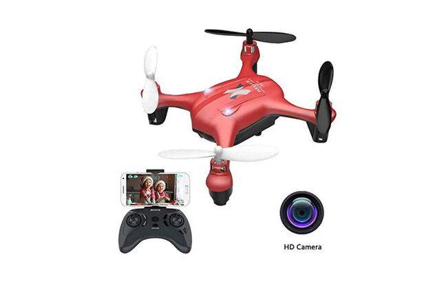 Drone Poupon KJHIM