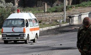 Un attentat suicide à la voiture piégée a frappé mardi un secteur du nord de Damas faisant au moins trois morts et plusieurs blessés, selon l'agence officielle Sana.
