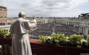 Le pape François a prononcé son allocution devant une foule enthousiaste de 80.000 fidèles
