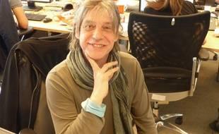 Jean-Louis Aubert en chat le 16 mai 2014 à la rédaction