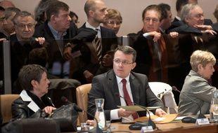 François Durovray, président (LR) du conseil régional de l'Essonne déclare son département dans l'impossibilité de payer les aides sociales.