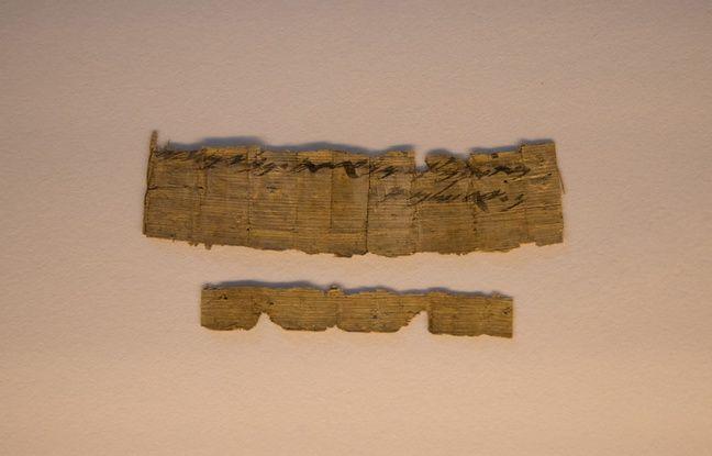 Un papyrus du VIIe siècle avant J.-C. portant la plus ancienne mention, non religieuse, de Jérusalem en hébreu, a été présenté le 26 octobre 2016 en Israël.