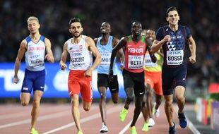 Pierre-Ambroise Bosse est champion du monde du 800m !