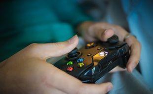 Illustration d'un jeu vidéo.