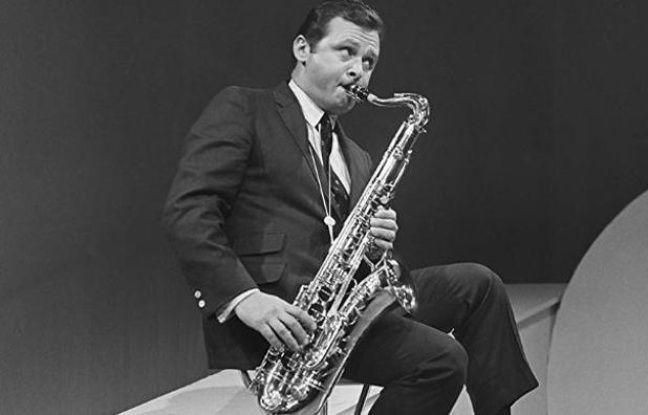Le saxophoniste Stan Getz