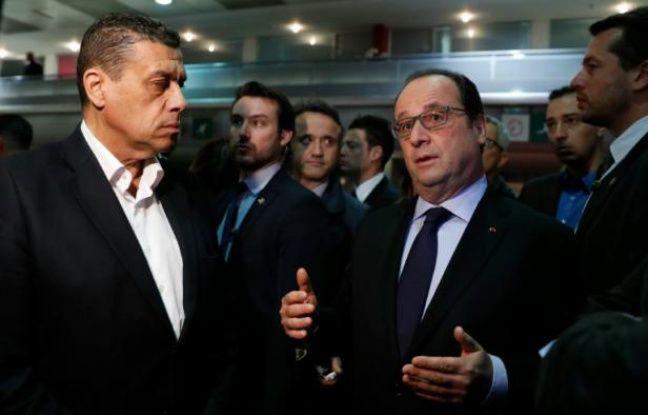 Hollande siffl au salon de l 39 agriculture la fnsea for Hollande salon agriculture