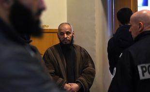 L'imam El Hadi Doudi en février 2018
