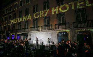 L'hôtel Cristiano Ronaldo