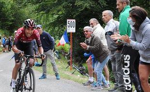 Egan Bernal a remporté l'étape reine du Tour d'Occitanie à un mois du Tour de France 2020.