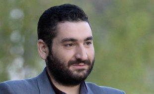 Mouloud Achour, en 2013.