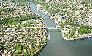 La qualité de la Seine s'est améliorée.