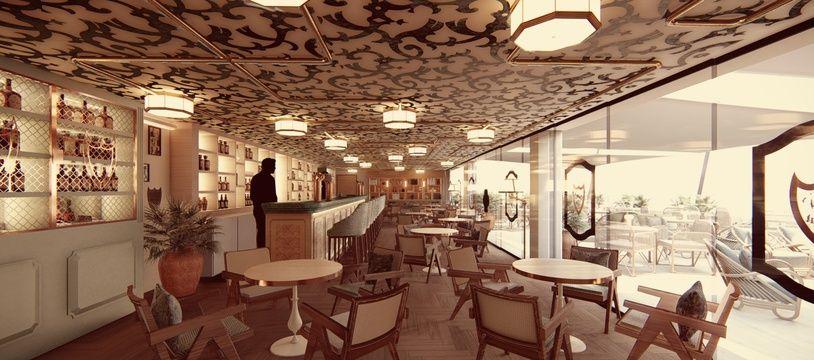 L'institution parisienne va faire un petit au port Canto, à l'est de la cité des festivals