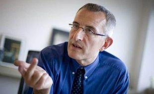 Guillaume Pepy, directeur général exécutif de la SNCF, le 3 juillet 2007