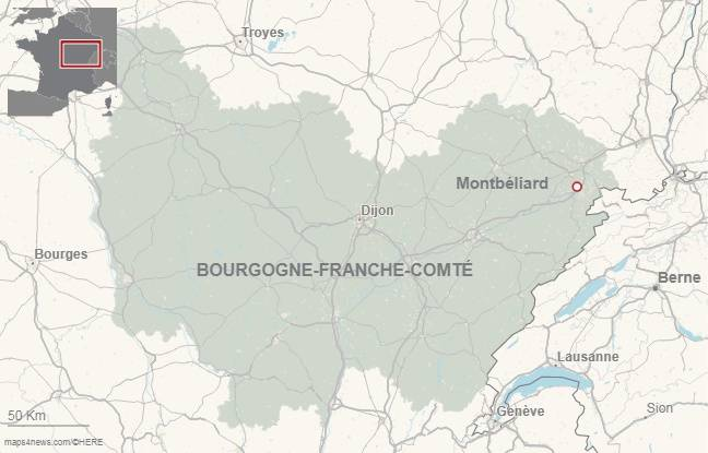 Montbéliard (Doubs)
