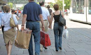 Cette année, la majorité des commerçants du centre ville vont jouer le jeu.
