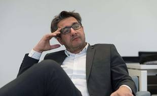Cédric Siré, le directeur général de Webedia