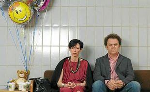 Tilda Swinton (Eva) et John C. Reilly (Franklin), en parents dépassés.