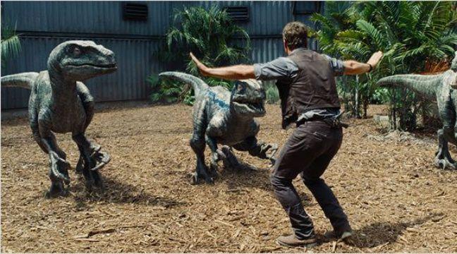 VIDEO. Cinéma: «Jurassic World» dévaste le box-office et anéantit le record d'un lancement de film
